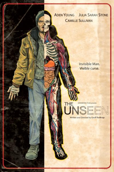 affiche The Unseen