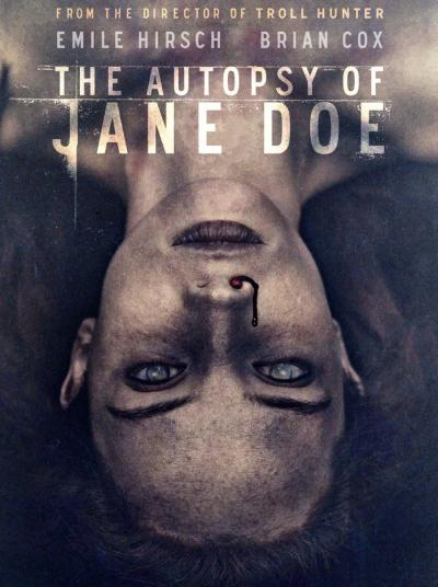 affiche The Autopsy of Jane Doe / PIFFF