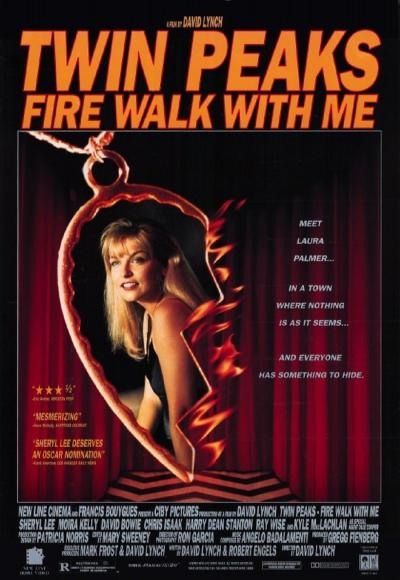 affiche Twin Peaks, Fire Walk With Me
