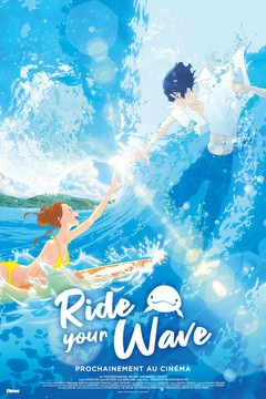 affiche Ride Your Wave